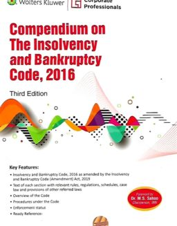 CCH Compendium Insolvency Bankruptcy Code Corporate Professionals