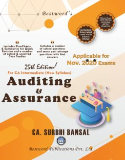 Auditing Assurance New Syllabus November 2020 Exam Surbhi Bansal